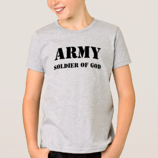 ARMY: Soldier of God T-Shirt