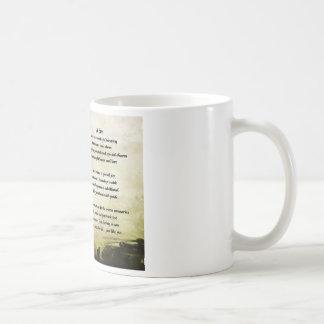 Army Soldier - Son Poem Mug