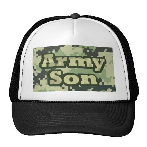 Army Son Hats