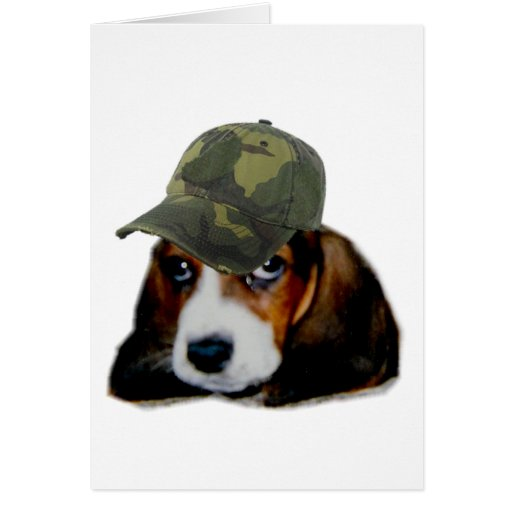 Army_Sonny[1] Greeting Card