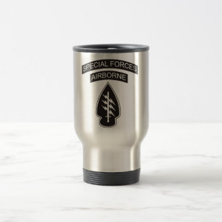 Army Special Forces Airborne Mug