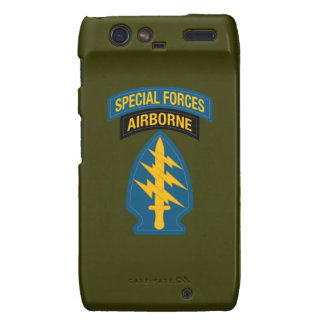 Army Special Forces Droid RAZR Covers