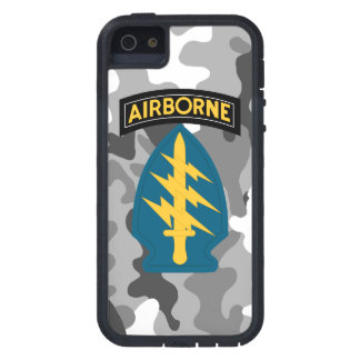 """Army Special Forces """"Green Berets"""" iPhone 5 Case"""
