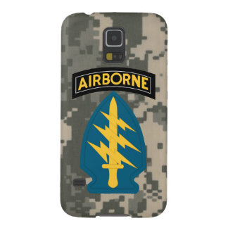 "Army Special Forces ""Green Berets"" Galaxy S5 Cases"