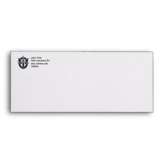 army Special forces group crest patch envelope