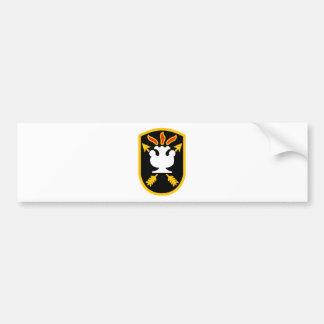 ARMY Special Forces Warfare School Flash Bumper Stickers