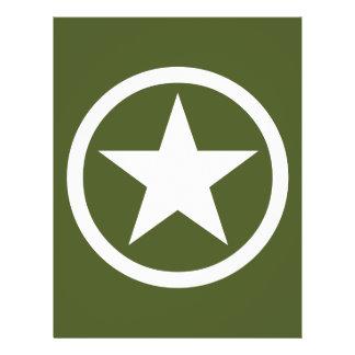 Army Star Flyer