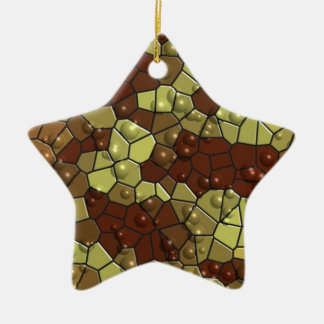 Army Star Christmas Ornament