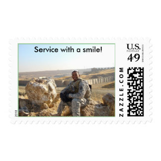 Army strong!!! stamp