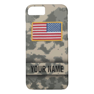 Army Style Camouflage iPhone 7 case
