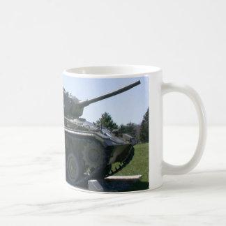 Army Tank Classic White Coffee Mug