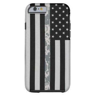Army Thin Digi Camo Line Flag iPhone 6 Case