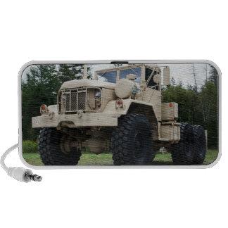 Army Truck M818 Laptop Speaker