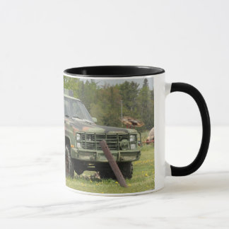 Army Truck Mug