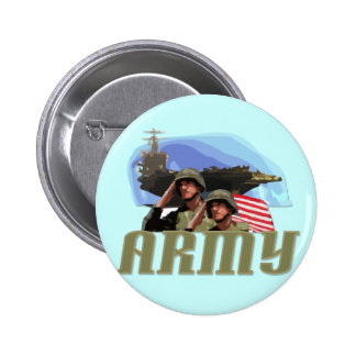 ARMY Tshirts and Gifts Button