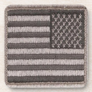 Army Uniform U.S. Flag (UCP Color) Drink Coasters