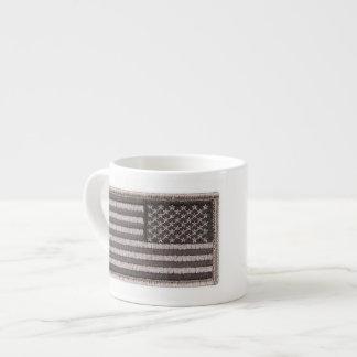 Army Uniform U.S. Flag (UCP Color) Espresso Mug