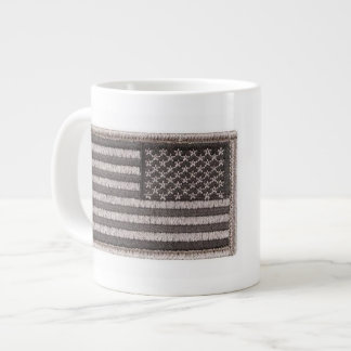 Army Uniform U.S. Flag (UCP Color) Jumbo Mug
