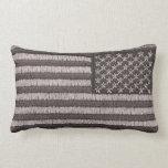 Army Uniform U.S. Flag (UCP Color) Pillow