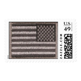 Army Uniform U.S. Flag (UCP Color) Postage Stamp