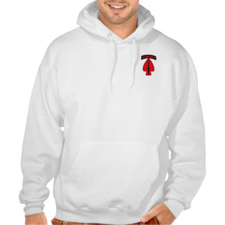 army usasoc special ops veterans vets patch hoodie