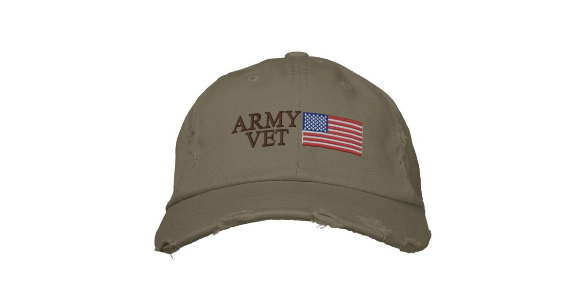 baseball hat american flag tactical cap military army vet with patriotic embroidered