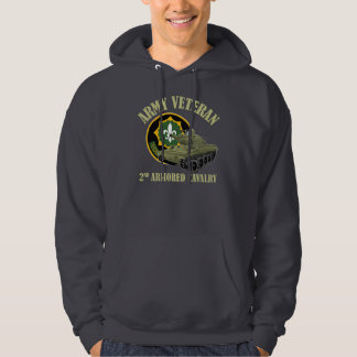 Army Veteran - 2nd ACR M551 Pullover