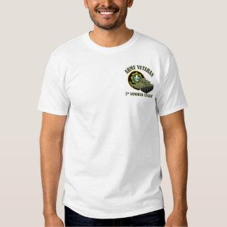 Army Veteran - 2nd ACR M551 T-shirts