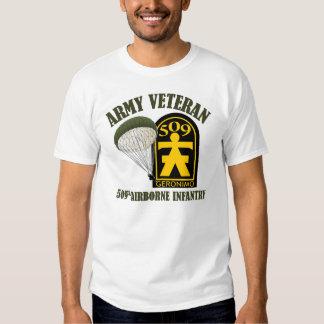 Army Veteran - 509th PIR Shirt