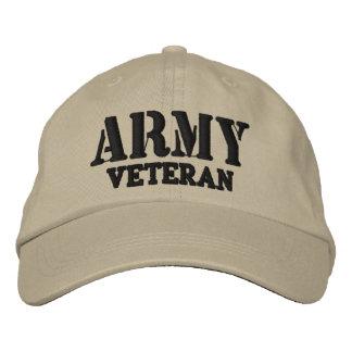 Army Veteran Hat