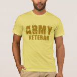ARMY VETERAN SHIRT