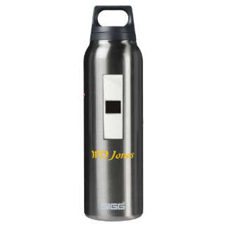 Army Warrant Officer 1 Bottle 16 Oz Insulated SIGG Thermos Water Bottle