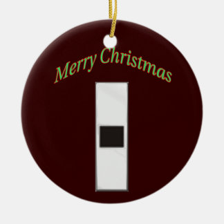 Army Warrant Officer 1 Christmas Ornament