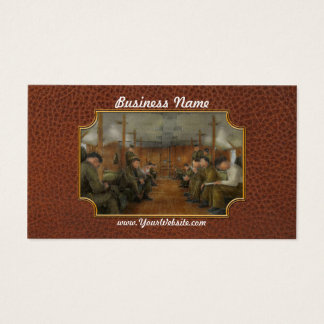 Army - Ways to relax Business Card