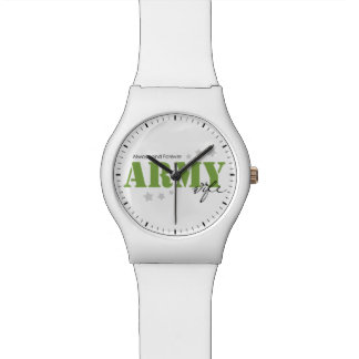 Army Wife - Always and Forever Wrist Watches