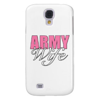 Army Wife Samsung Galaxy S4 Case