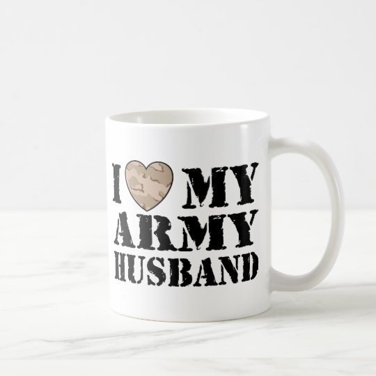 Army Wife Coffee Mug