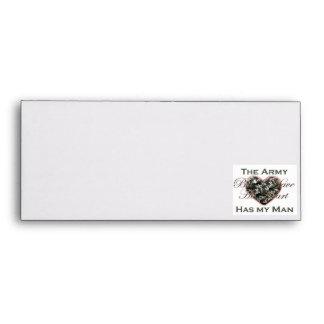 Army Wife Envelopes