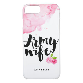 Army Wife iPhone 7 Case
