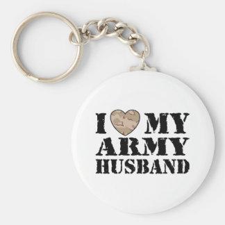 Army Wife Key Chain
