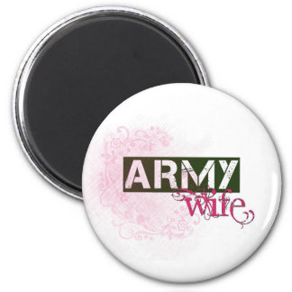 Army Wife Fridge Magnets