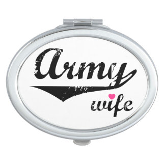Army Wife Mirror For Makeup