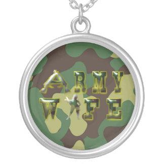 Army Wife Necklace