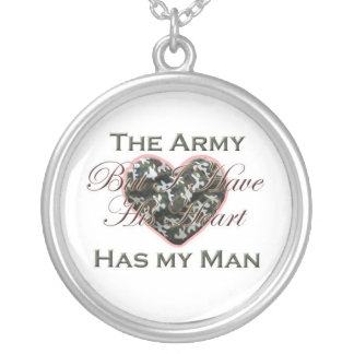 Army Wife Necklace
