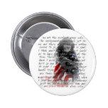 Army wife poem 2 inch round button