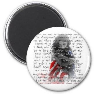 army wife poem fridge magnets