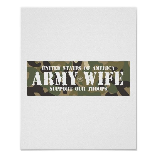 Army-Wife Poster