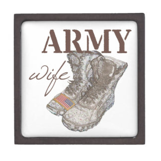 Army Wife Premium Gift Boxes