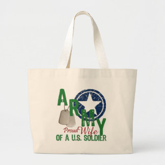 Army Wife - Proud Bag