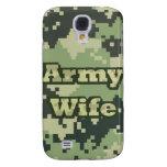 Army Wife Samsung Galaxy S4 Cases